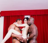 Anife De Paloma, Meggie P - Cougars & Big Black Dicks 12
