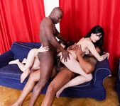 Anife De Paloma, Meggie P - Cougars & Big Black Dicks 13