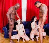 Anife De Paloma, Meggie P - Cougars & Big Black Dicks 15