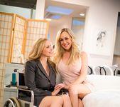 Julia Ann, Brandi Love - How They Met - Mile High Media 3