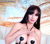 Catalina Cruz wants to feed you her juicy and large breasts 7