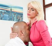 Tiffany Rousso - Blown By A Blonde - 21Sextury 2