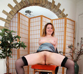 Amber West - Office Play - Anilos 12