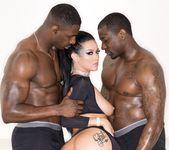Katrina's Interracial Anal Threesome - Evil Angel 7