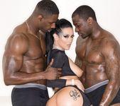 Katrina's Interracial Anal Threesome - Evil Angel 8