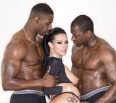 Katrina's Interracial Anal Threesome - Evil Angel 9