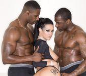 Katrina's Interracial Anal Threesome - Evil Angel 10