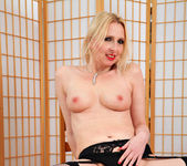 Tracey Hein - Fishnet Stockings - Anilos 7