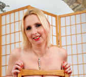 Tracey Hein - Fishnet Stockings - Anilos 15