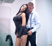 Submissive Brunette Jolee Love Debuts With Anal - Private 6