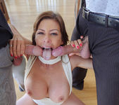 Alexis Fawx - Her Pussy Needs Two Dicks 6