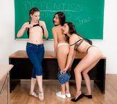 Georgia Jones, Bobbi Dylan, Emily Willis - Dirty Detention 4