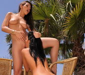 Lesbian Action with Eve Angel & Naomy - Lezbo Honeys 9