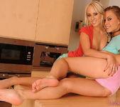 Carla Cox & Mia Maria Playing Lesbians - Lezbo Honeys 4