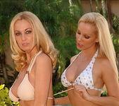 Lesbian Sex with Sandy & Anita Dark - Lezbo Honeys 2