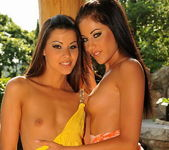 Hope & Anita Pearl Eating Each Other Out - Lezbo Honeys 3