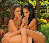 Hope & Anita Pearl Eating Each Other Out - Lezbo Honeys 8