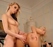 Lesbian Action with Gia & Brigit - Lezbo Honeys 13