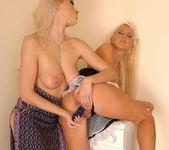 Karolina & Michelle Hardcore Lesbians - Lezbo Honeys 13