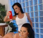 Horny Lesbians Sonya & Juditta - Lezbo Honeys 3