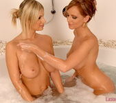 Lesbian Action with Carol, Carmen Gemini - Lezbo Honeys 7