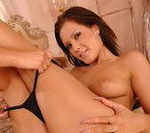 Hope & Angie Knight Eating Pussy - Lezbo Honeys 6