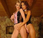 Dirty Lesbians Sabrina Sweet & Valerie - Lezbo Honeys 2
