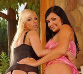 Lora Black & Alexis Toying Lesbians - Lezbo Honeys 2