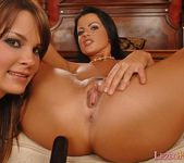 Juditta & Lucy Lux Eating Each Other Out - Lezbo Honeys 20