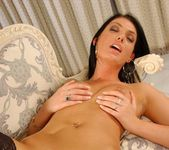 Lesbian Action with Kira Banks & Sandra Black - Lezbo Honeys 7