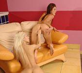Horny Lesbians Ivette Blanche & Boroka - Lezbo Honeys 17