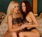 Lesbian Sex with Wendy & Lis - Lezbo Honeys 2