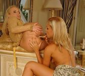 Pussy Licking with Dora Venter & Szilvia Lauren 12