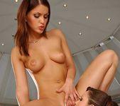 Horny Lesbians Marketa - Lezbo Honeys 12