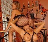 Lesbian Action with Caroline Cage & Vanda Vitus 7