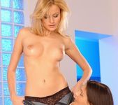 Eve Angel & Sophie Paris Lez Action - Lezbo Honeys 5