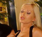 Horny Lesbians Dana & Mya Diamond - Lezbo Honeys 7