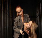 Katy Parker & Lillandra Lesbian Punishment - Mighty Mistress 8