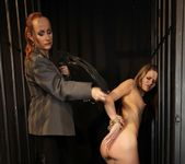 Katy Parker & Lillandra Lesbian Punishment - Mighty Mistress 9