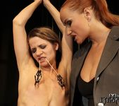 Katy Parker & Lillandra Lesbian Punishment - Mighty Mistress 10