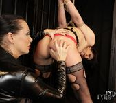 Andy Brown & Mandy Bright Dominatrix - Mighty Mistress 9