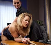 Mandy Bright & Salome Lesbian BDSM - Mighty Mistress 9