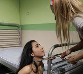 Nikky Thorne & Korina Lesbian Bondage - Mighty Mistress 13