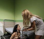 Nikky Thorne & Korina Lesbian Bondage - Mighty Mistress 14