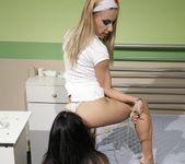 Nikky Thorne & Korina Lesbian Bondage - Mighty Mistress 18