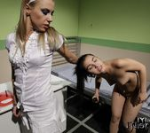 Nikky Thorne & Korina Lesbian Bondage - Mighty Mistress 30