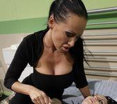Mandy Bright & Gina Lorenzza Lesbian Slave - Mighty Mistress 10