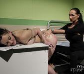 Mandy Bright & Gina Lorenzza Lesbian Slave - Mighty Mistress 14