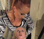 Katy Parker & Natasha Brill Dominatrix - Mighty Mistress 13