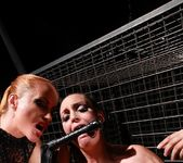 Katy Parker & Margarita Lesbian Punishment - Mighty Mistress 15